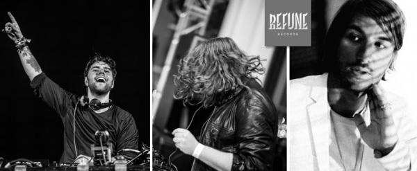 Sebastian Ingrosso & Tommy Trash ft. John Martin – Reload  [Refune]